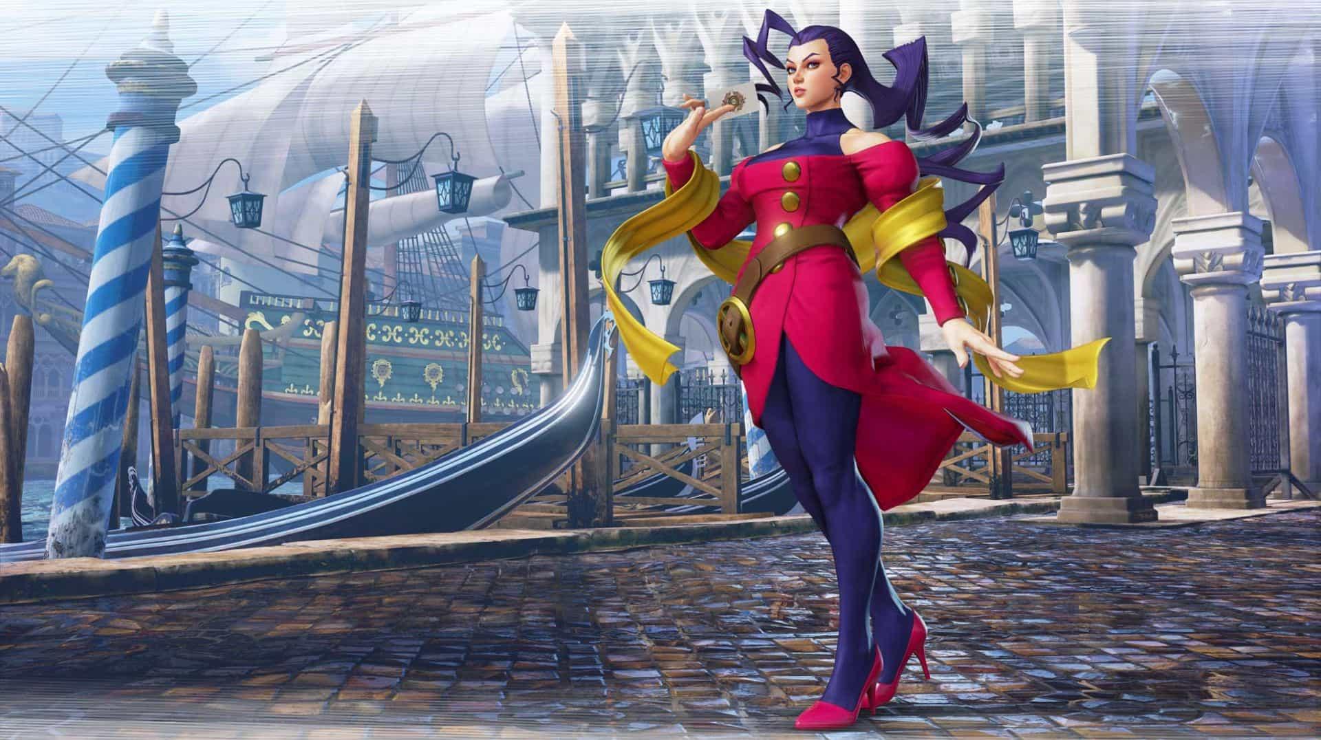 Street Fighter 5: Champion Edition lanza un nuevo tráiler con su último luchador 2