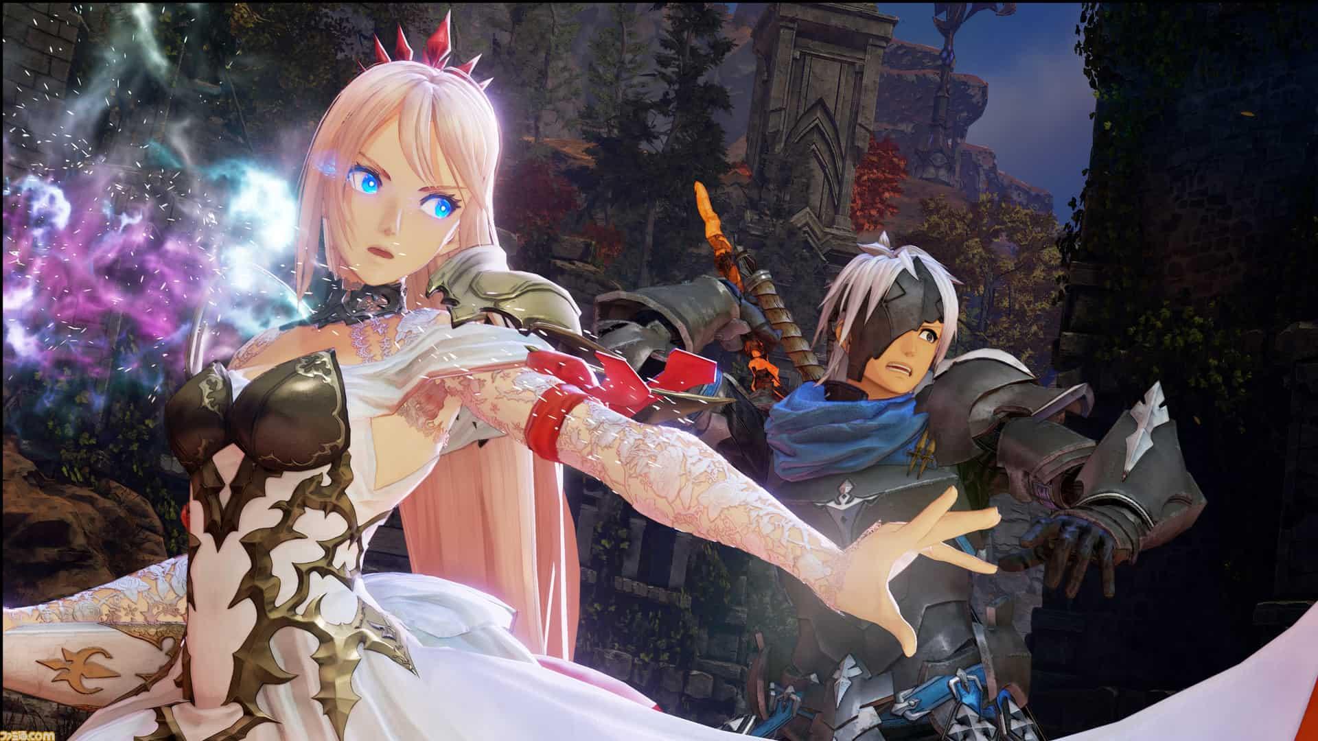 Anunciada la fecha de salida de Tales of Arise en Xbox 8