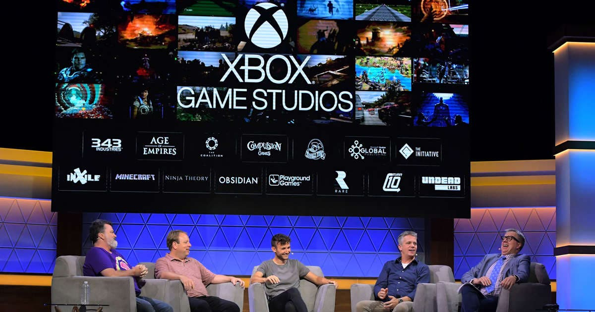 Xbox Game Studios would be working on four new IPs, including a Spinoff of an existing one 2