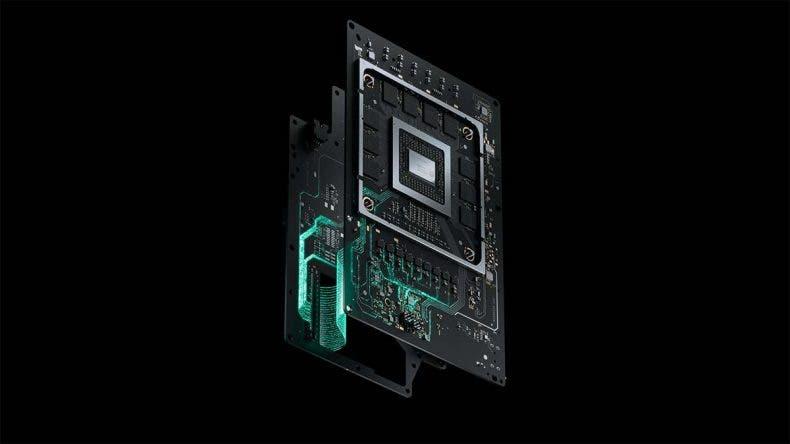 DRM de Xbox Series X