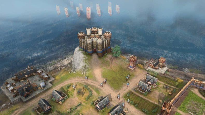Nuevos tráilers con gameplay de Age of Empires IV muestran grandes batallas y la civilización China 1