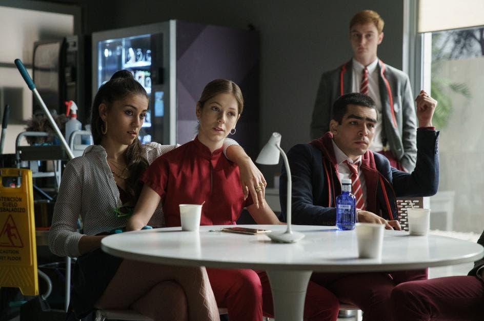 Élite anuncia la fecha de estreno de su cuarta temporada con nuevas imágenes 3