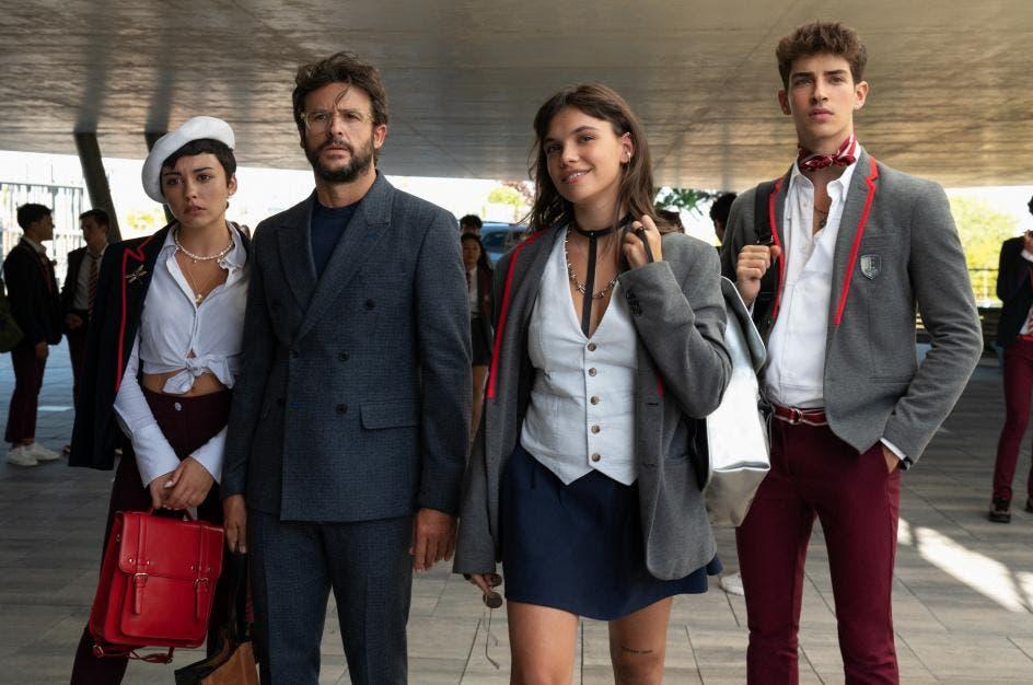 Élite anuncia la fecha de estreno de su cuarta temporada con nuevas imágenes 2