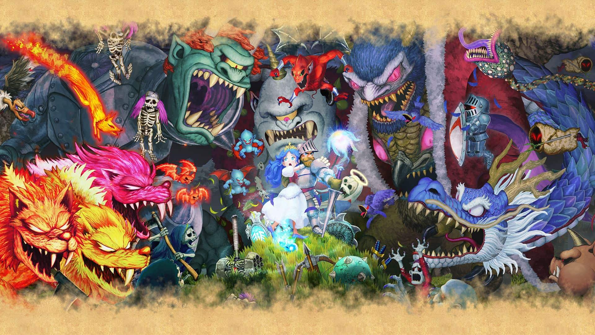 Se filtra la fecha de lanzamiento de Ghosts 'n Goblins Resurrection 2