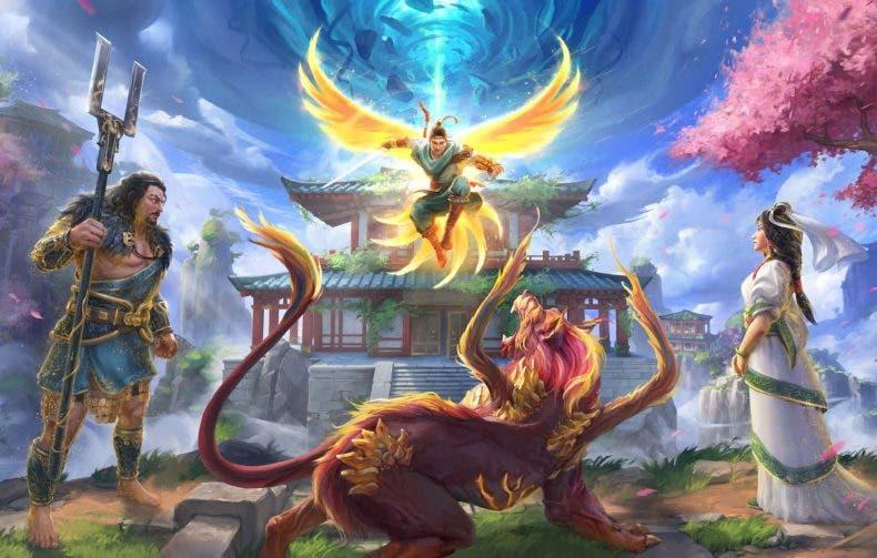 Ya disponible Immortals Fenyx Rising: The Lost Gods, último DLC del juego de Ubisoft 1