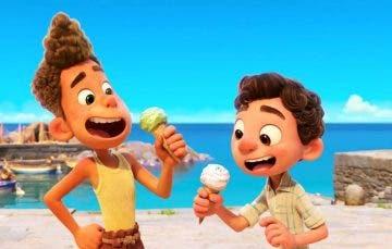 Luca, lo nuevo de Pixar para Disney+, presenta un nuevo tráiler 4