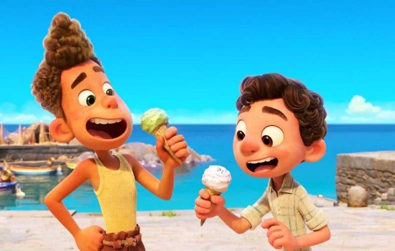 Luca, lo nuevo de Pixar para Disney+, presenta un nuevo tráiler 1