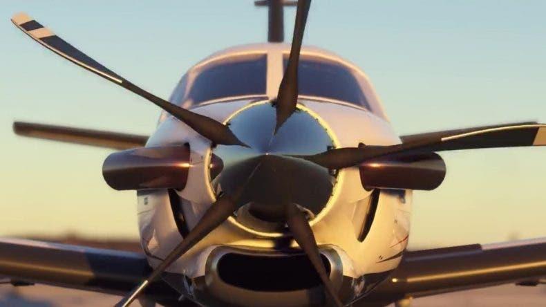 PC de Microsoft Flight Simulator