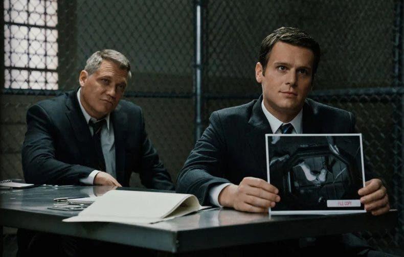 Netflix y David Fincher están en conversaciones para una tercera temporada de Mindhunter 1