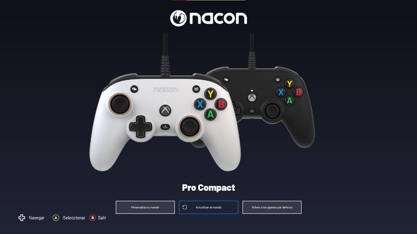 Análisis del Nacon Pro Compact para Xbox 2