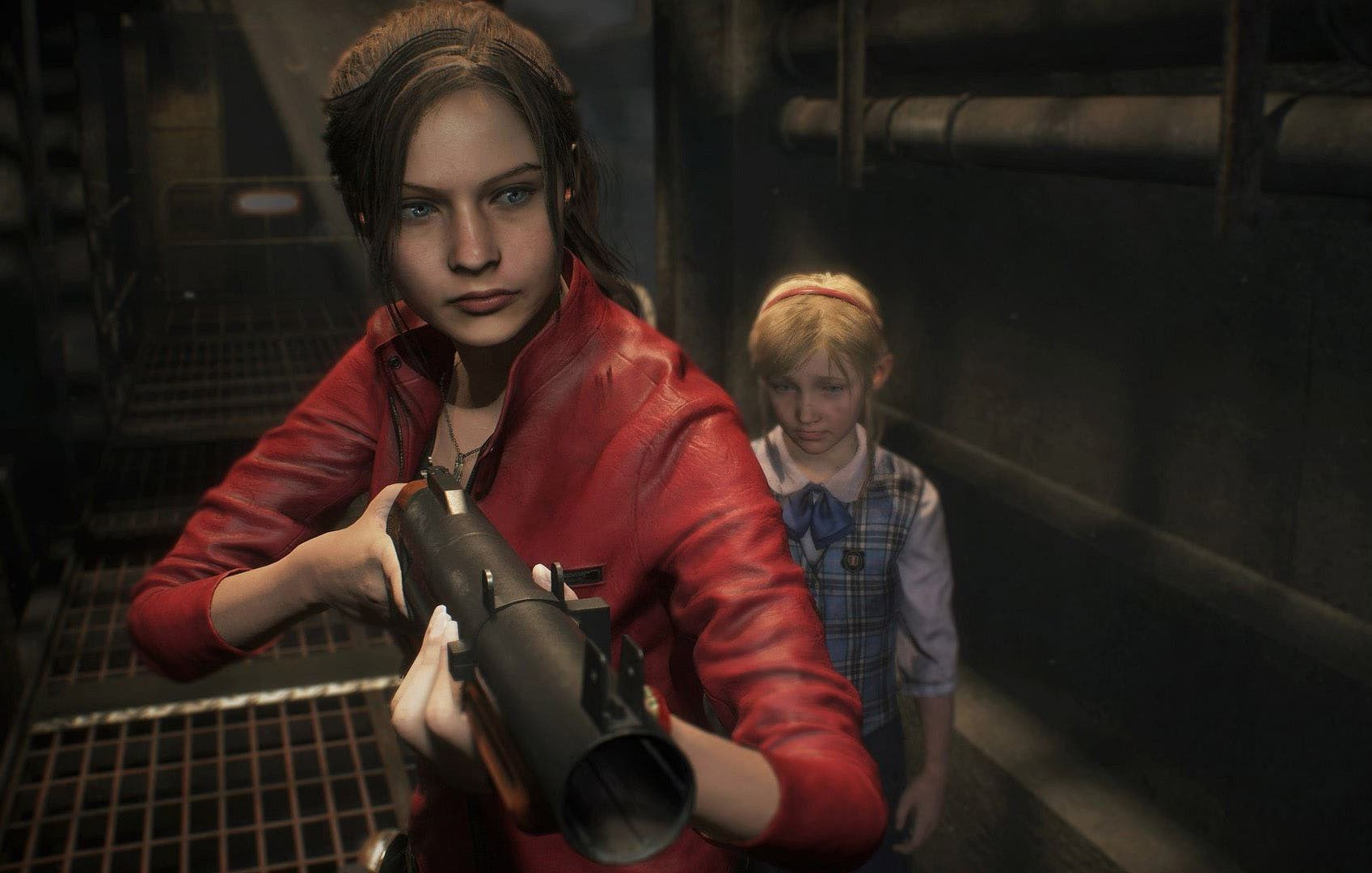 Claire Redfield de Resident Evil sería la nueva superviviente de Dead by Daylight 10