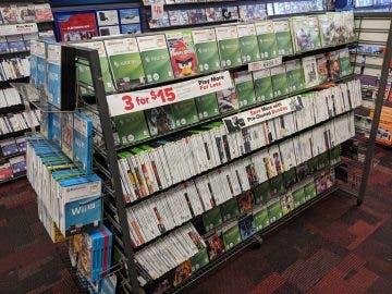 vender y comprar videojuegos de segunda mano