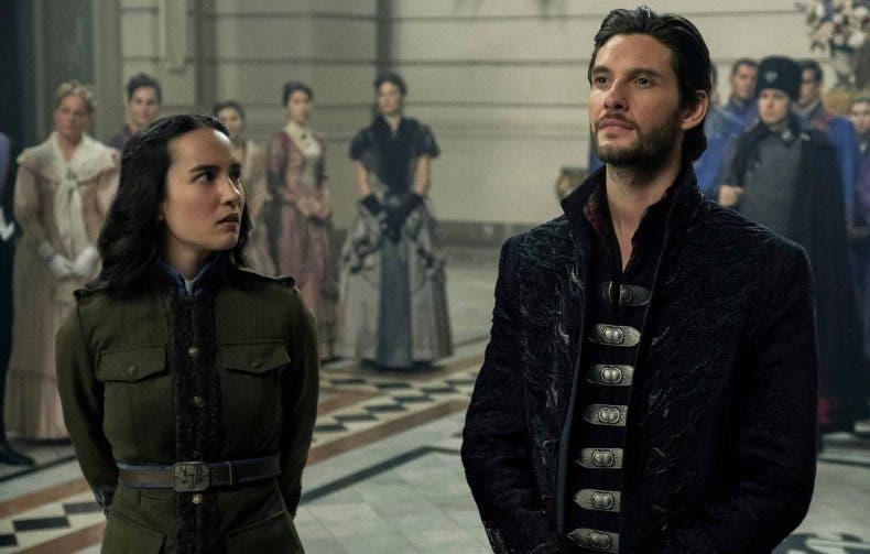 Sombra y hueso fue la segunda serie más vista en su fin de semana de debut 1