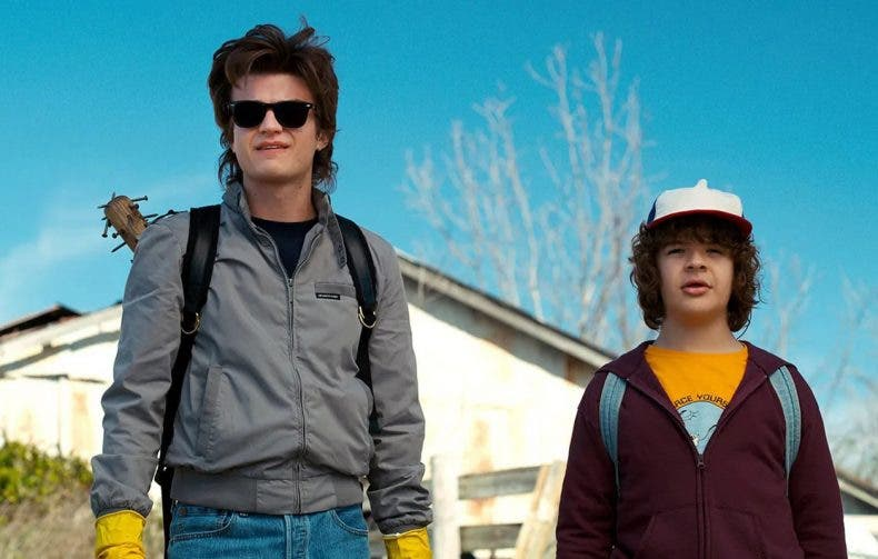 ¿Un spin-off de Stranger Things con Dustin y Steve? Gaten Matarazzo opina sobre ello 1
