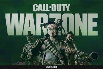 Un año de Call of Duty Warzone