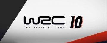 Primeros detalles de WRC 10 confirmados, su lanzamiento se efectuará en septiembre 6
