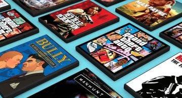 objetivo de Take-Two es publicar 62 juegos