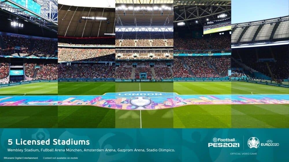 actualización a PES 2021