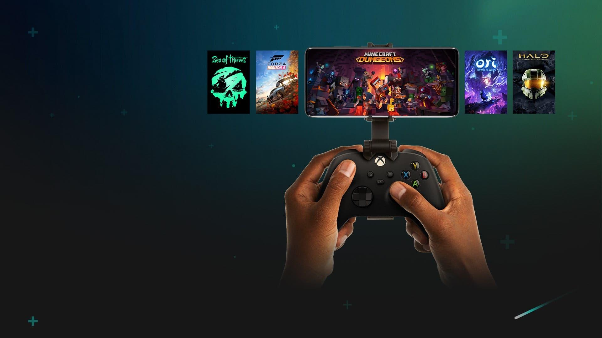 7 juegos más reciben controles táctiles para Xbox Cloud Gaming 7