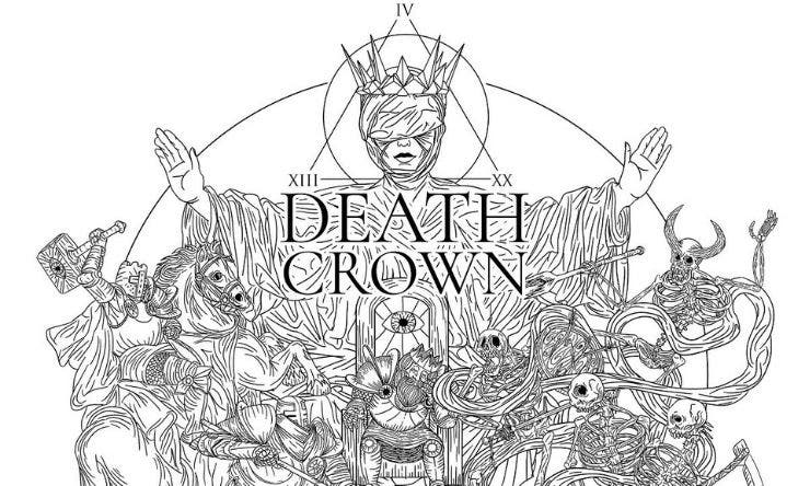 Death Crown ya está disponible para reservar en Xbox