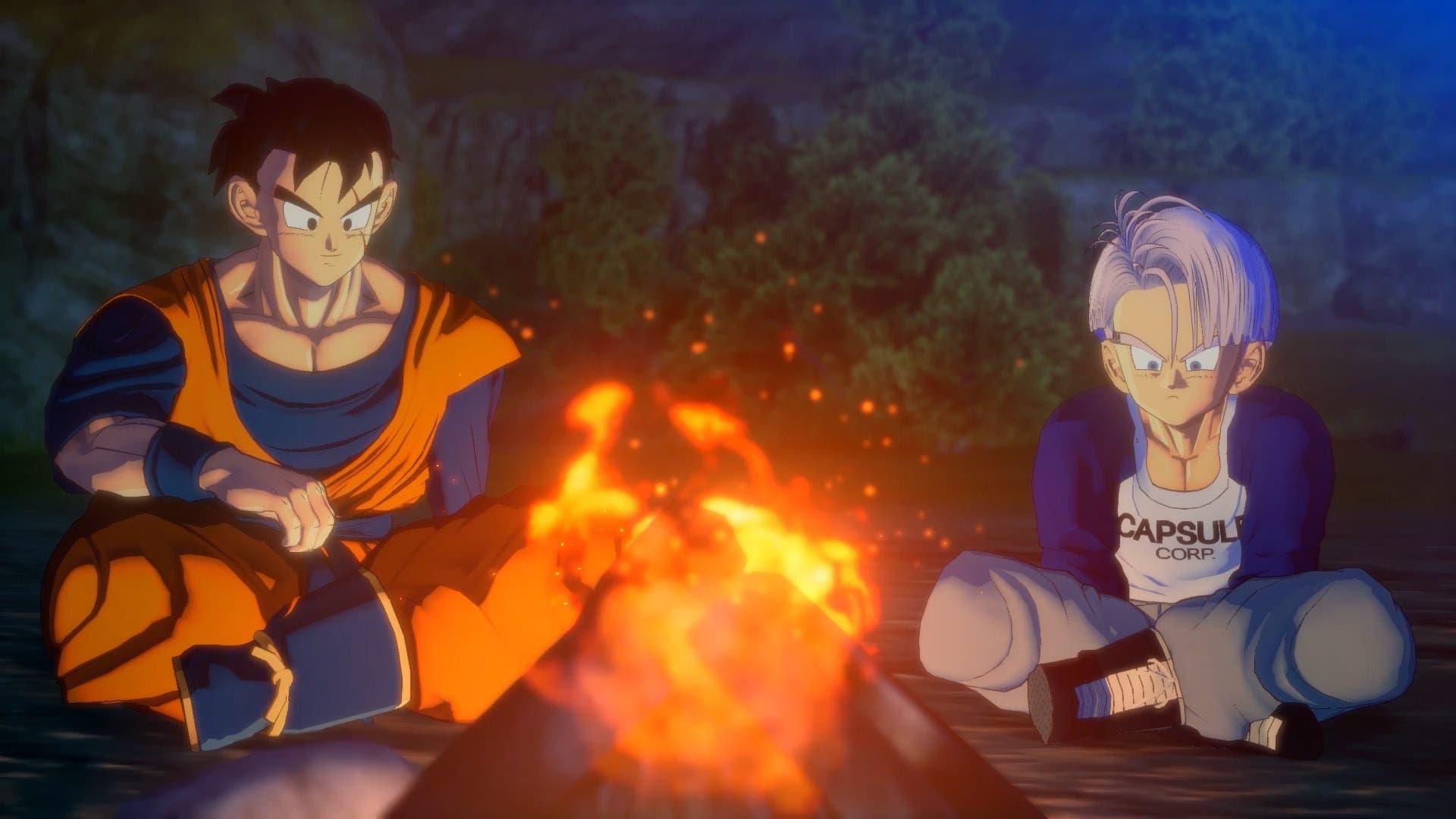 Nuevas imágenes del último DLC de Dragon Ball Z Kakarot 5