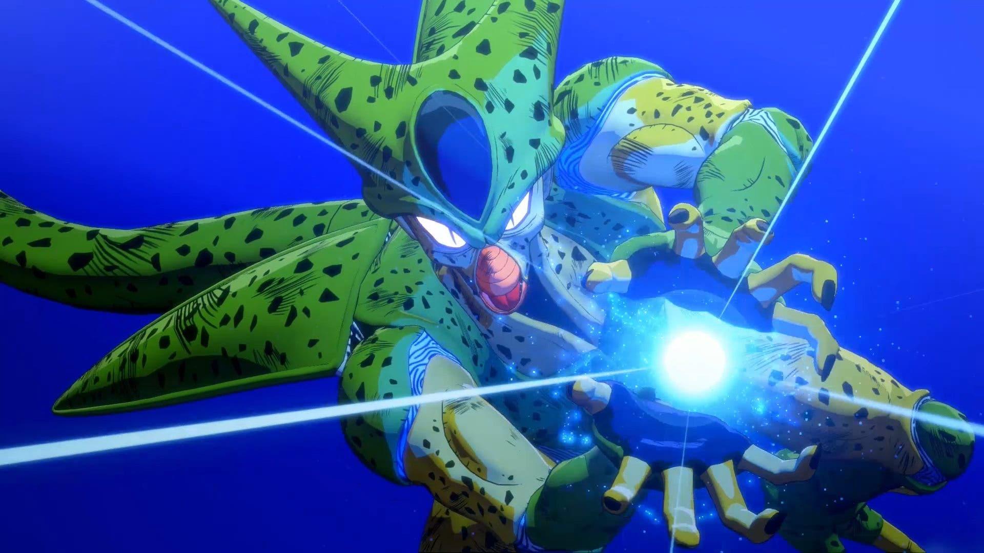 Nuevas imágenes del último DLC de Dragon Ball Z Kakarot 4
