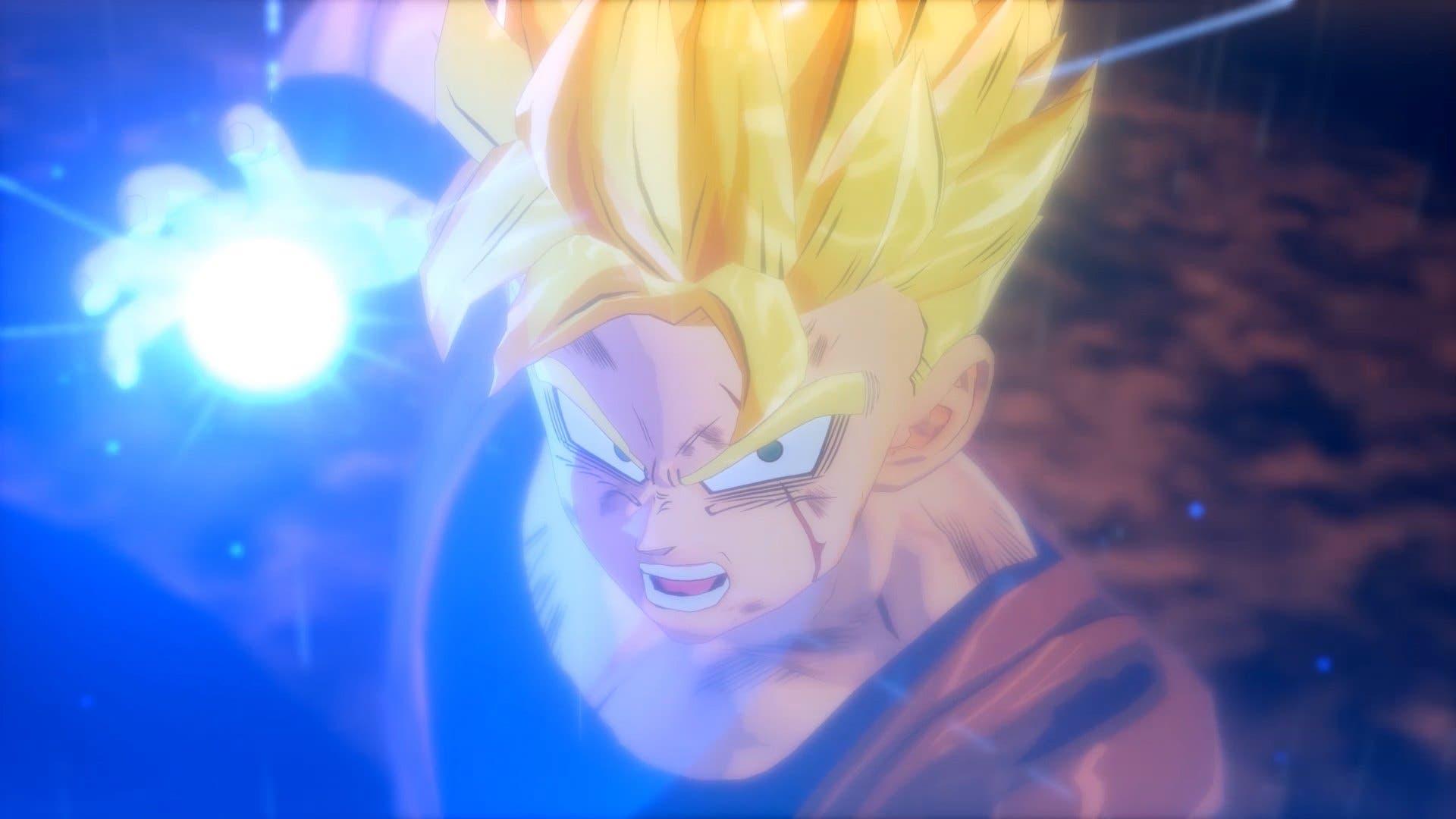 DLC de Dragon Ball Z Kakarot
