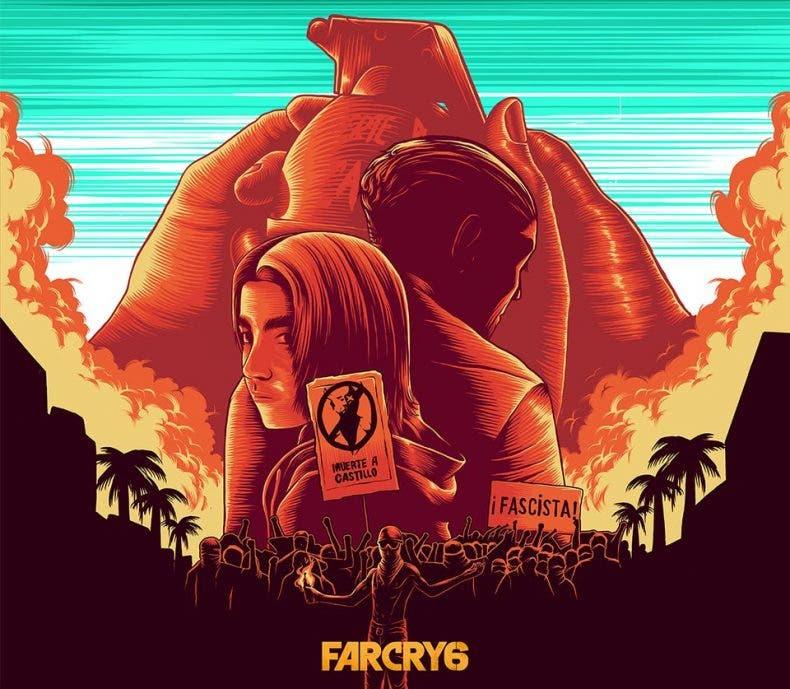 Se acabará lanzando Far Cry 6 el 25 de mayo