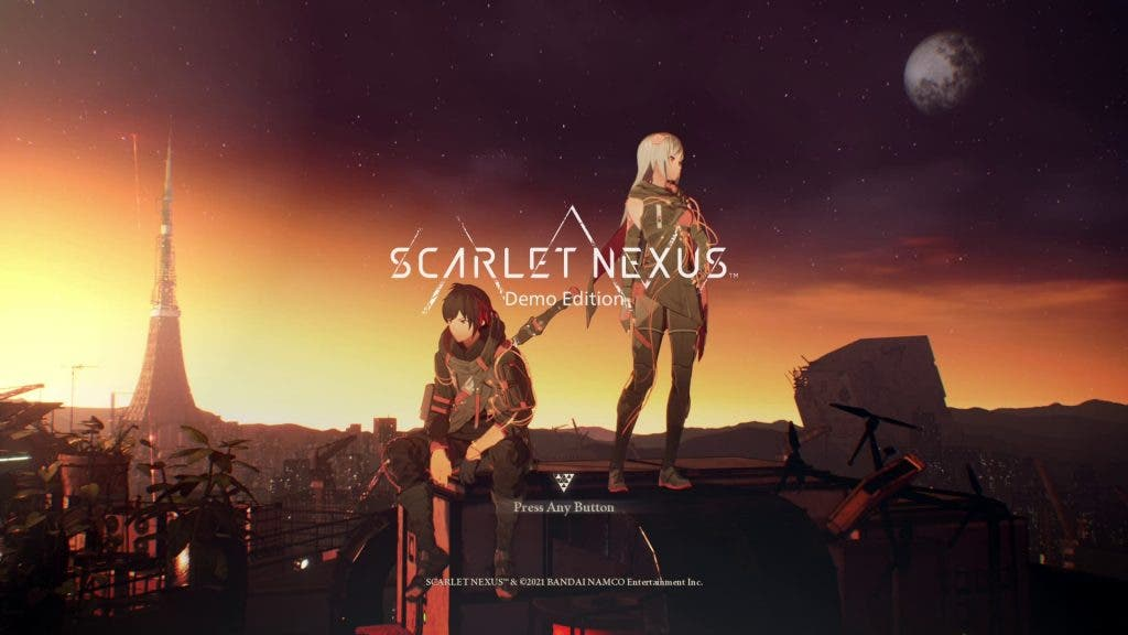 Scarlet Nexus anuncia su demo