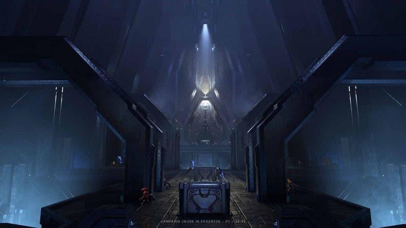 Desde 343 Industries señalan que hay planes ambiciosos para Halo Infinite para este verano 1