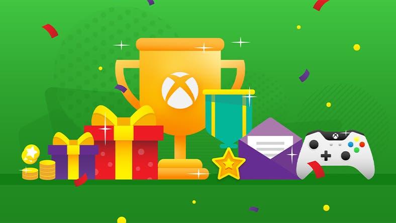 Obtén 2000 puntos de Microsoft Rewards en junio en Xbox 1