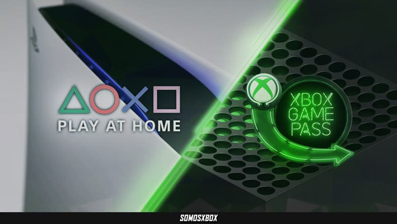 Xbox Game Pass vs Play at Home. Principales diferencias 1