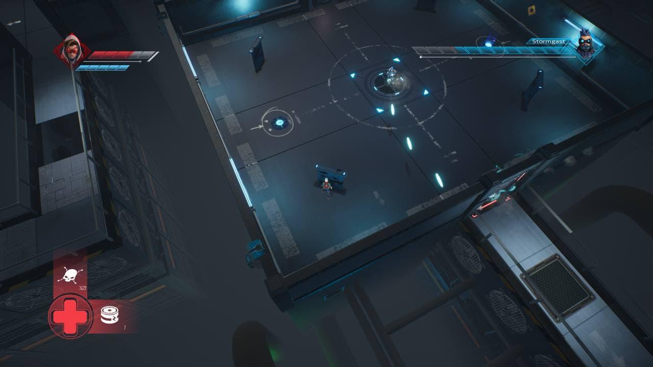 Análisis de Quantum Replica – Xbox Series X