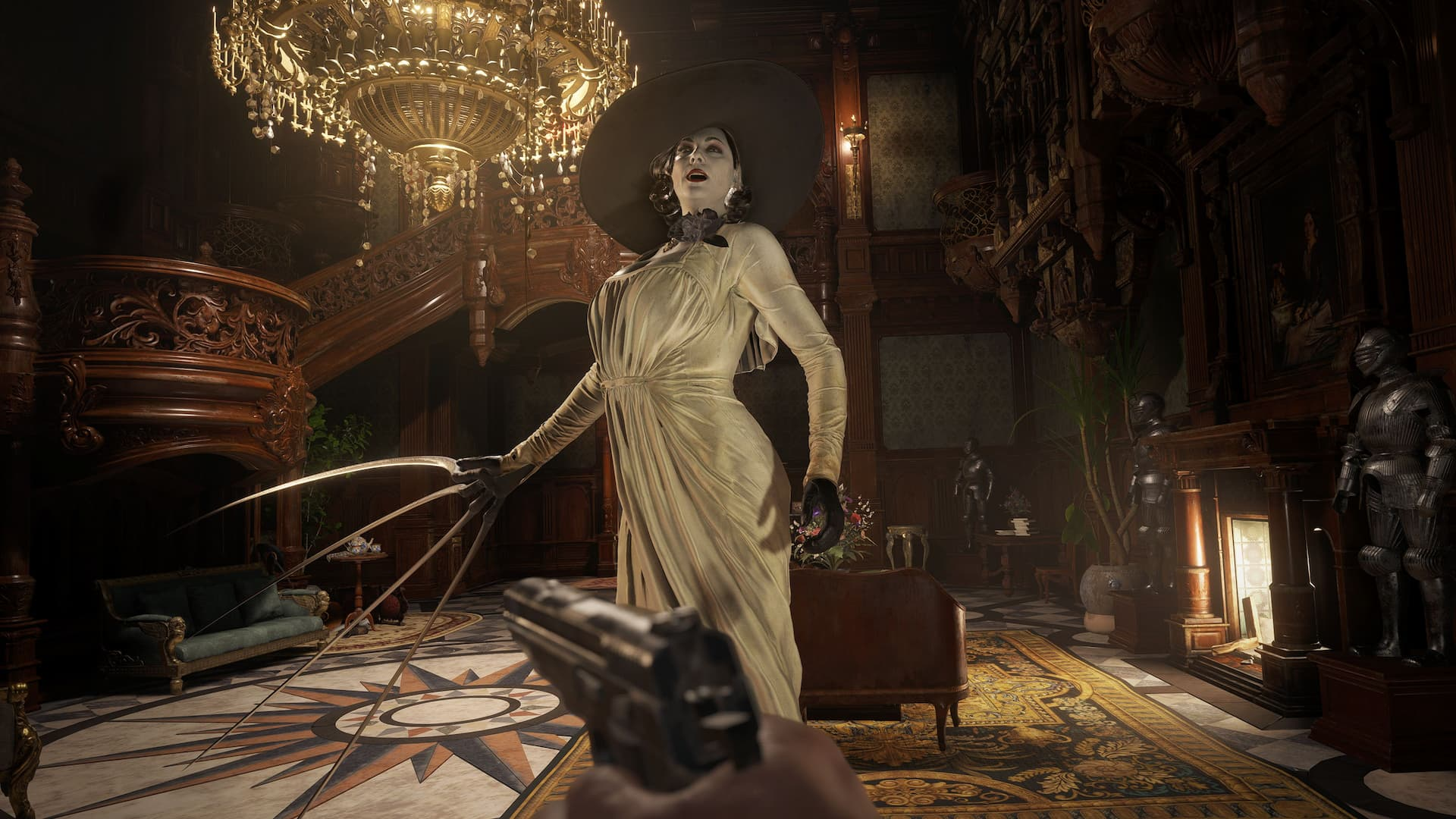 Capcom lanza un breve pero intenso tráiler de lanzamiento de Resident Evil Village 7