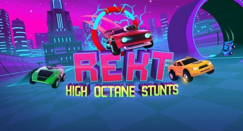 REKT! High Octane Stunts ya está disponible para reservar en Xbox