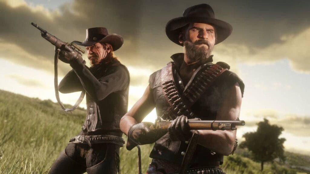 Nueva actualización de Red Dead Redemption 2