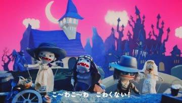 extraño vídeo de Resident Evil Village con marionetas