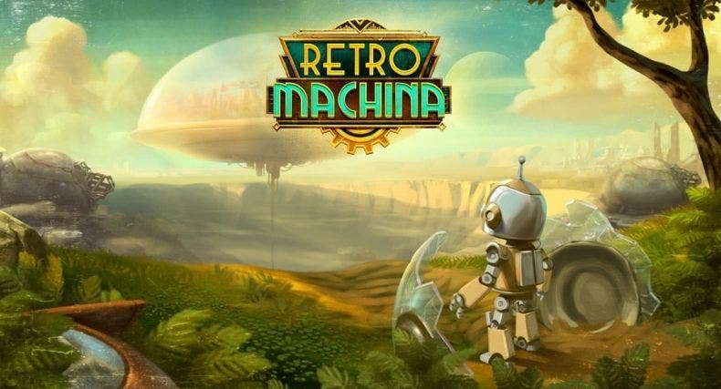 Retro Machina ya está disponible en Xbox