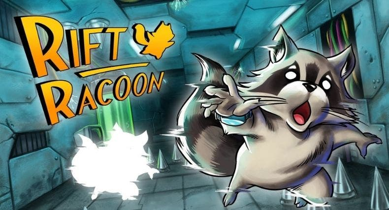 Rift Racoon ya está disponible en Xbox