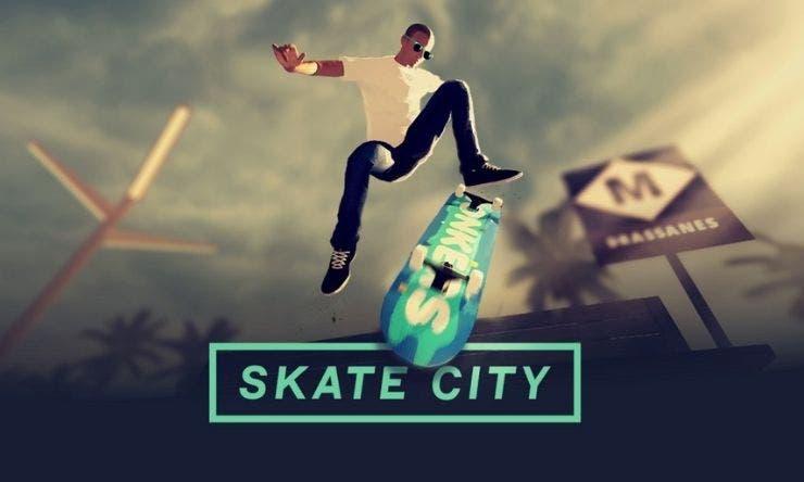 Skate City llegará hoy a Xbox