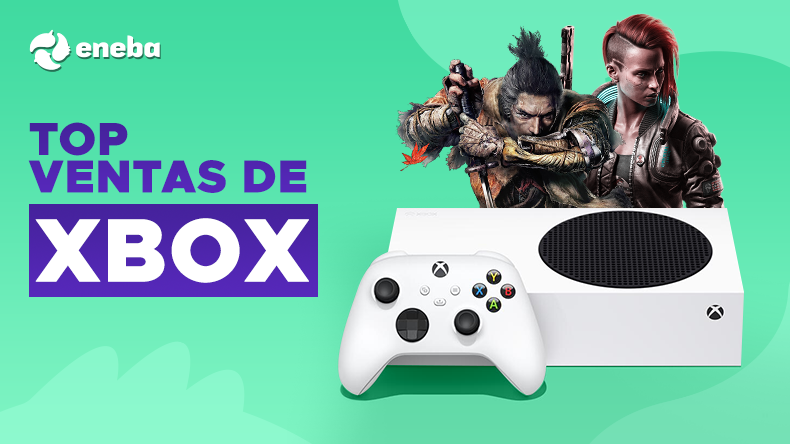 Los juegos y consolas de Xbox más vendidos en Eneba 1