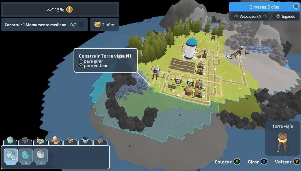 Análisis de The Colonists – Xbox Series X