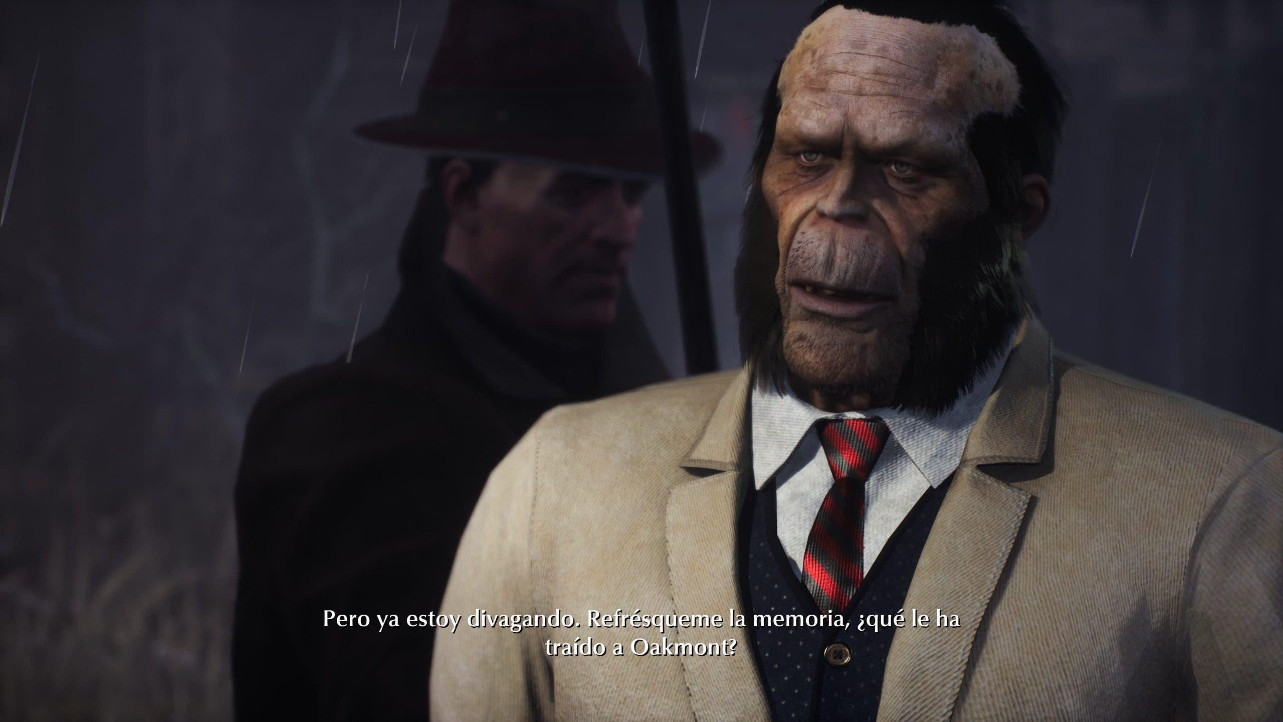 Análisis de The Sinking City - Xbox Series X 3
