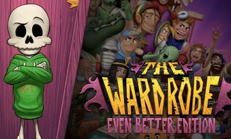 The Wardrobe: Even Better Edition llega hoy a Xbox