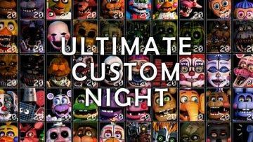 Ultimate Custom Night ya está disponible en Xbox