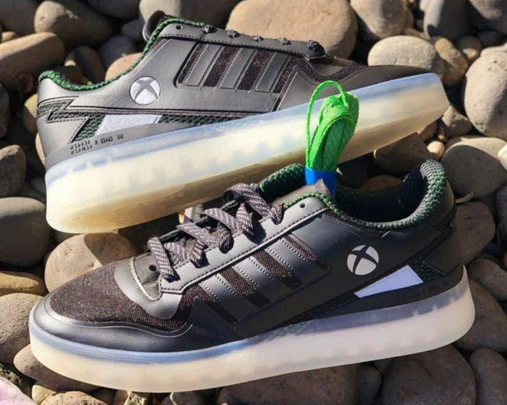 Xbox podría asociarse con Adidas para fabricar zapatillas temáticas de la marca 2