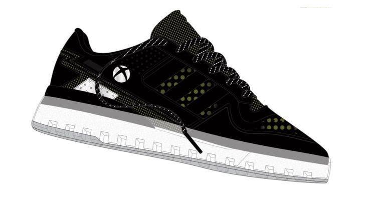 Xbox podría asociarse con Adidas para fabricar zapatillas temáticas de la marca 1