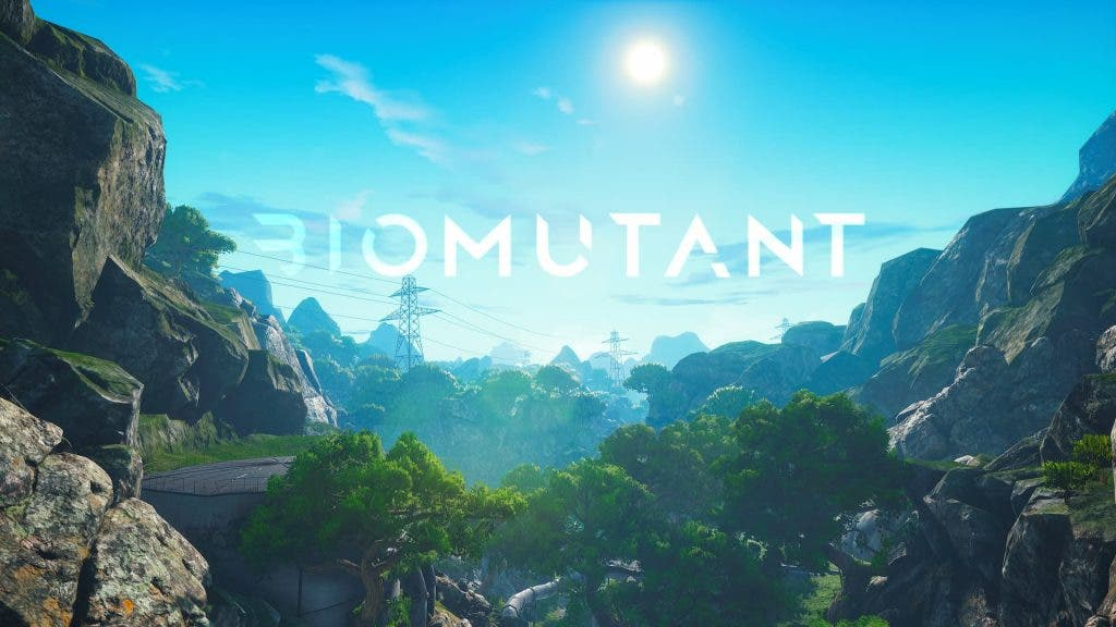 Nueva actualización de Biomutant