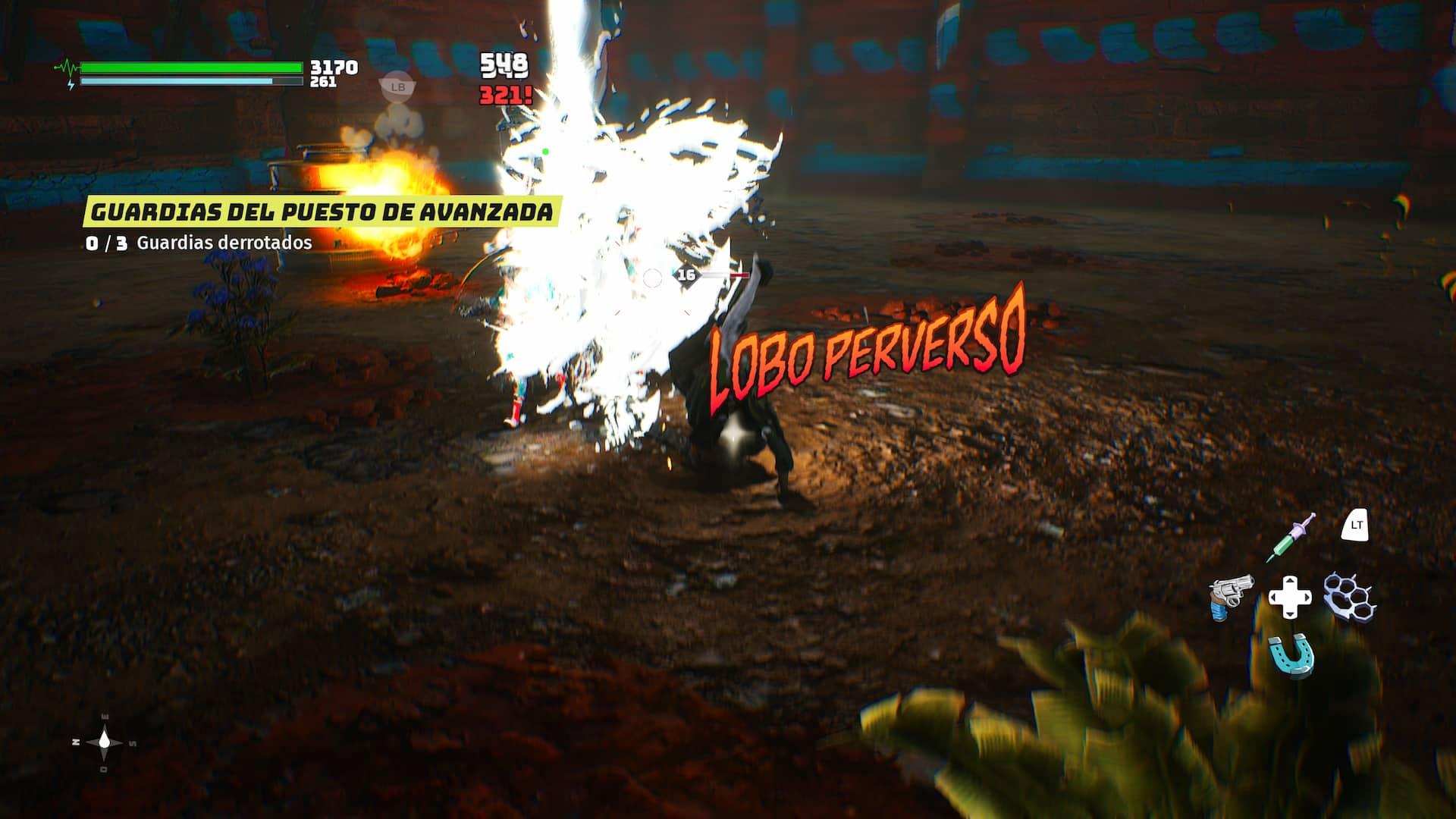 Análisis de Biomutant - Xbox One 2