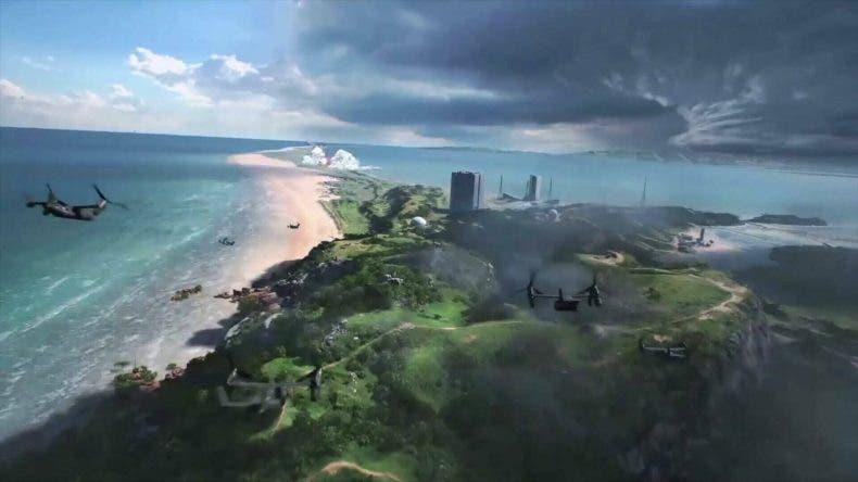 imágenes filtradas de Battlefield 6